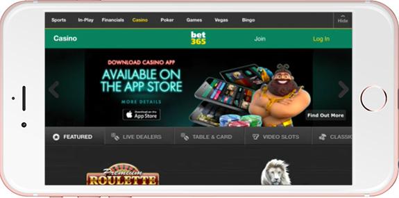 Bet365 Casino - Reviews and Bonuses, a 2019 guide