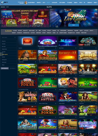 1xBet Casino - Reviews and Bonuses, a 2019 guide by CasinoPlacard